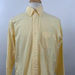 Brooks Brothers Men's Button Down Shirt 17 36/37